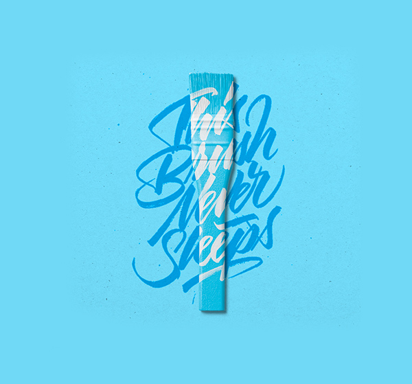 Remarkable Calligraphy and Lettering Designs for Inspiration - 11