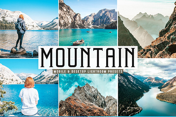 Mountain Pro Lightroom Presets