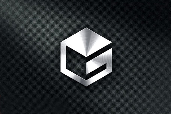 Abstract Logo G Letter