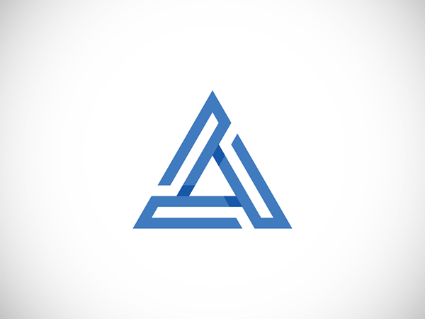 Abstract A Logo Character by Wely Suganda