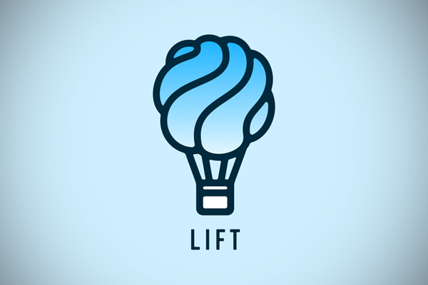 Lift Logo by Joel Williams