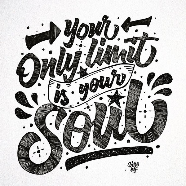 30 Remarkable Lettering Quotes and Typography Designs for Inspiration - 9