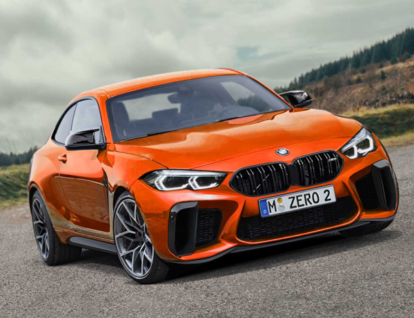 BMW M2 Competition Photo - 2
