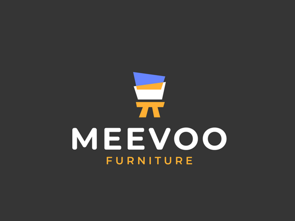 Meevoo Furniture Logo by Tom Caiani