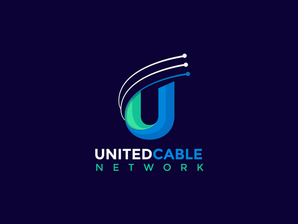 United Cable Network Logo Concept by Nasir Uddin