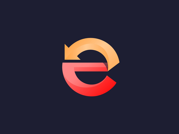 ecycle logo design by Milon Ahmed