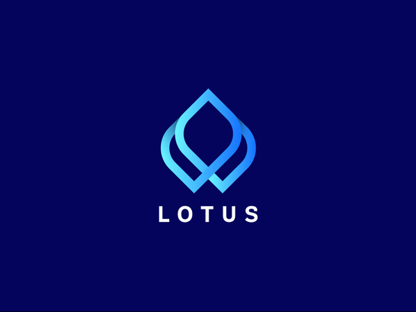 Lotus - logo design by logo.sea