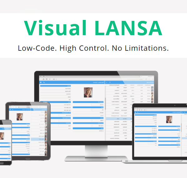 Visual LANSA – An Application Development Software