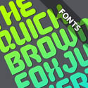 Post thumbnail of 70 Remarkable High Quality Free Fonts for Graphic Designers