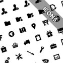 Post thumbnail of 300 Free Interface Design Vector Icons and Vector Elements