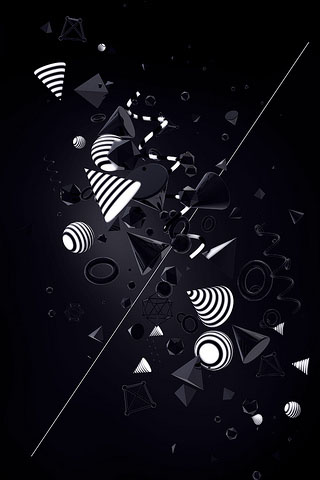 GraphicDesignJunction - 100+ Latest Colorful iPhone Wallpapers
