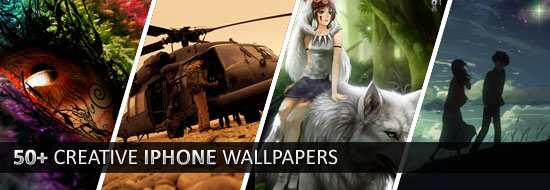 Fresh Creative iPhone Wallpapers: 50+ Creative iPhone Wallpapers