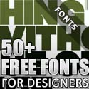 Post Thumbnail of 50 Hight-Quality Free Fonts For Designers