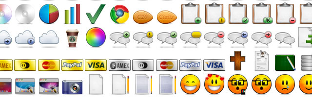 Ultimate Free Web Designer's Icon Set