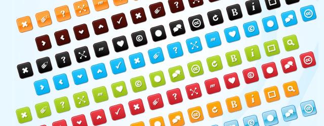 Great Web Button Set