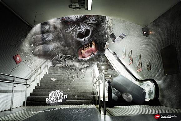 Creative AD:50+ World's Most Creative & Sophisticted Advertising