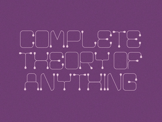 Digital Text Typography: 40+ Beautiful Text Typography Designs