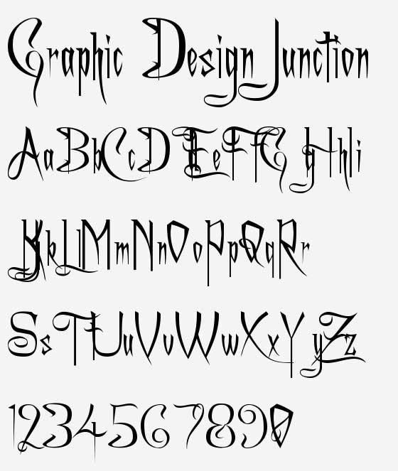 Free Fonts: 50+ Remarkable Fonts For Professional Designer