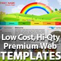 Post thumbnail of Premium Website Templates – Low Cost, Hi-Qty Templates