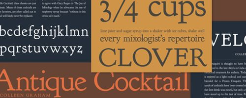 Goudy Bookletter Free Font