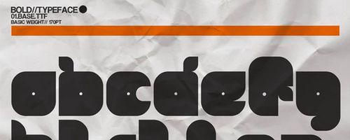 BASE Free Font