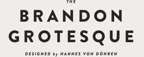 Brandon Free Font