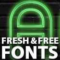 Post thumbnail of Free Fonts: 100+ Fresh and Free High-Quality Fonts