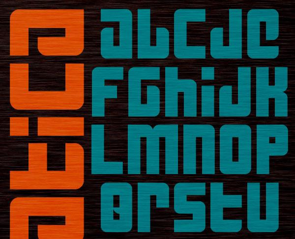 Creatica Free Font