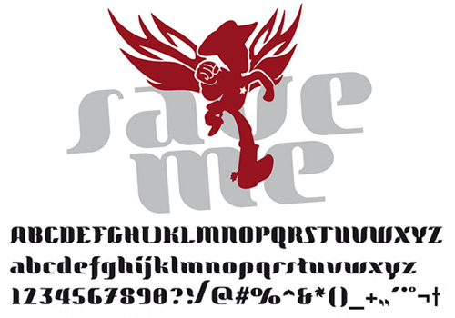 Flowmotion Free Font