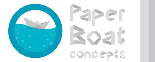 Paper Boat Free Font
