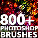 Post Thumbnail of Photoshop Brushes: 800+ Free Hi-Res Photoshop Brushes