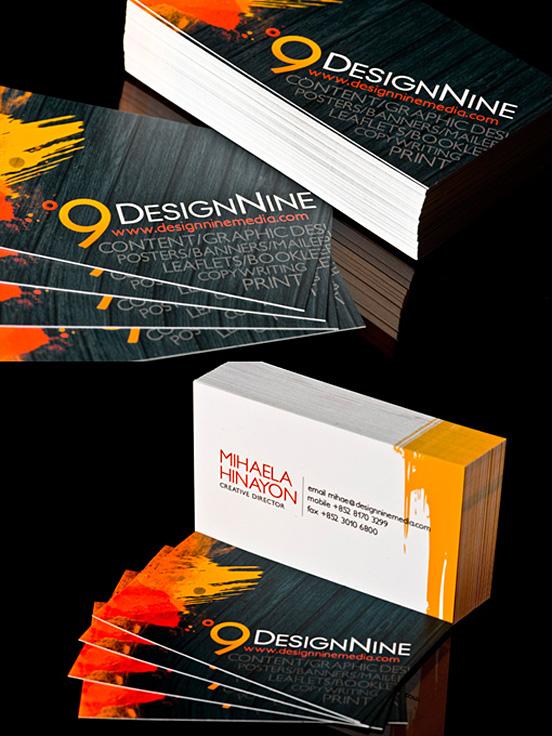 100+ Creative Business Card Designs