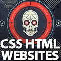 Post thumbnail of 100 Fresh CSS HTML Websites For Inspiration