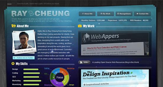 100 Fresh CSS HTML Websites For Inspiration