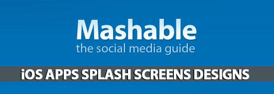 iOS Mobile UI Patterns – iOS Splash Screens For Design Inspiration