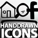 Post thumbnail of Perfect Pixels Free Hand-Drawn Icon Set