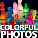 Post thumbnail of 35 Colorful Photos & Artwork For Inspiration