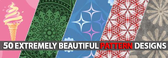 50 Extremely Beautiful Photoshop Patterns