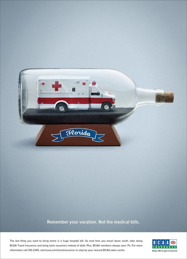 Creative Advertisement
