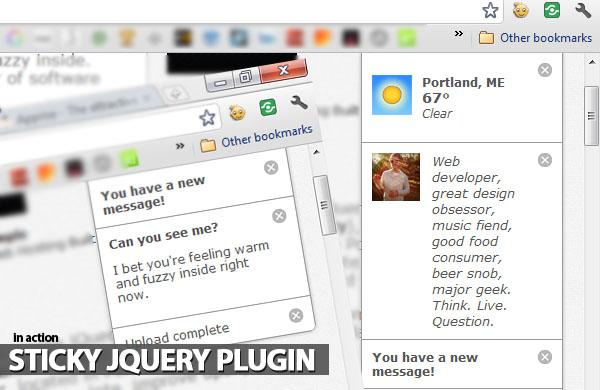 sticky-jquery-plugin