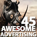 Post thumbnail of 45 Awesome Advertising Ads That Make You Look Twice