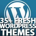 Post thumbnail of 35+ Fresh WordPress Themes