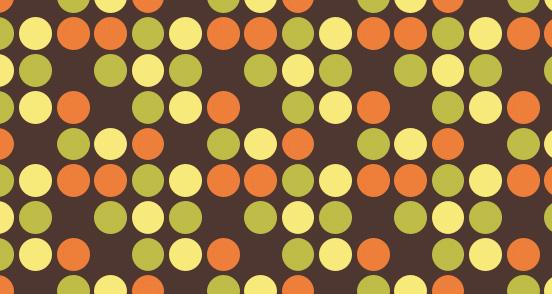 Polka Dots Pattern Design