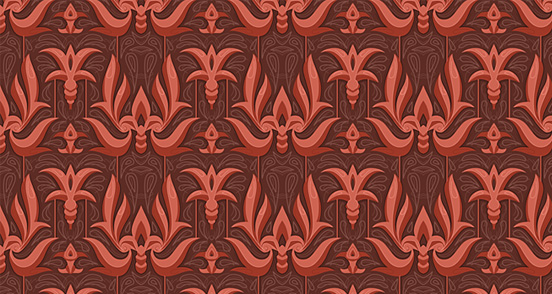 Rafters Pattern Design