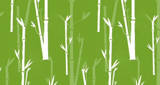 Bamboo Pattern Design