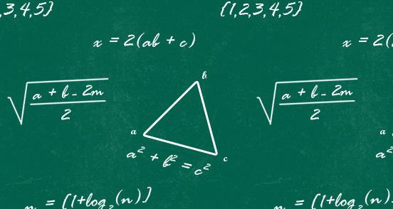 Math Pattern Design