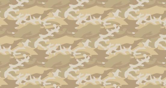 Desert Pattern Design
