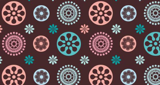 Multi Floral Pattern Design