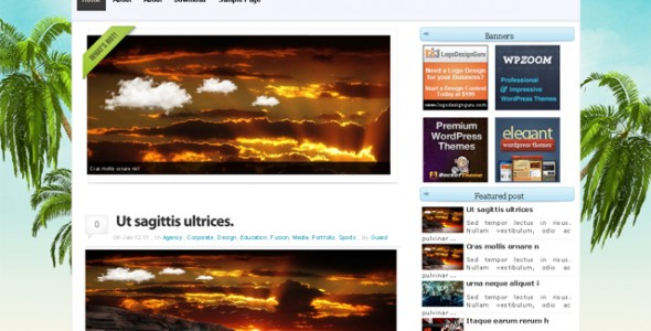 GraphicDesignJunction: 35+ Fresh WordPress Themes