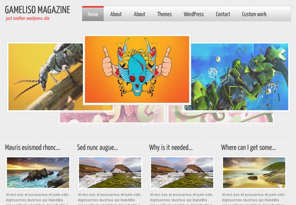 Fresh WordPress Themes